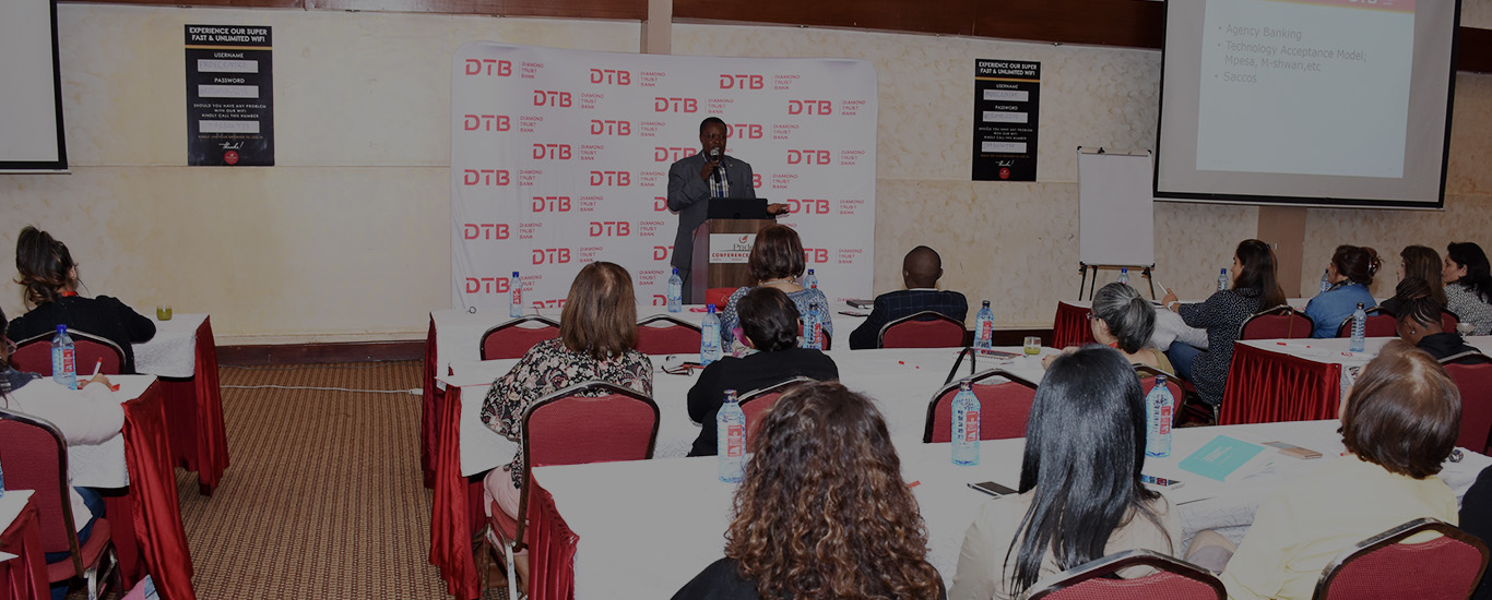 DTB holds SMEs financial literacy training sessions